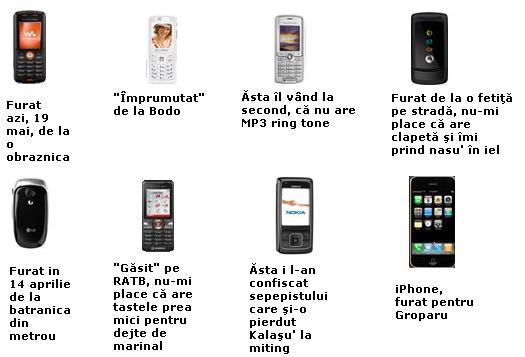 Basescu telefon