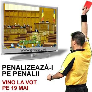 Referendum 2007 (c) Groparu ww.groparu.ro I